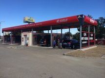 New 4-bay car wash indoor in Jihlava and Hodonin!
